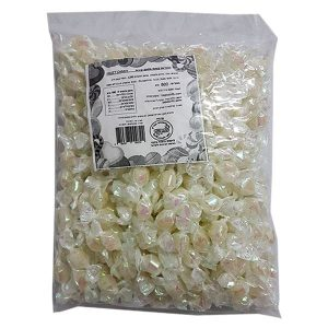 Candies - Fruit Flavour - White