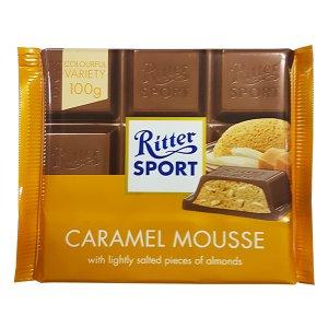 Ritter Sport - Caramel Mousse