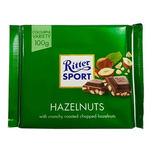 Ritter Sport - Hazelnuts