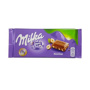 Milka - Hazelnuts