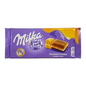 Milka - Toffee Cream