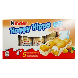 Kinder - Happy Hippo White