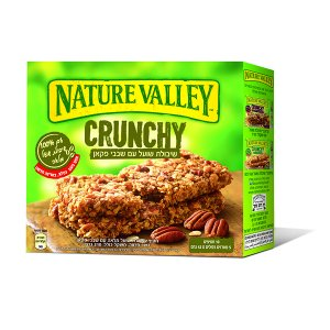 Nature Valley - Crunchy - Oats and Pecans