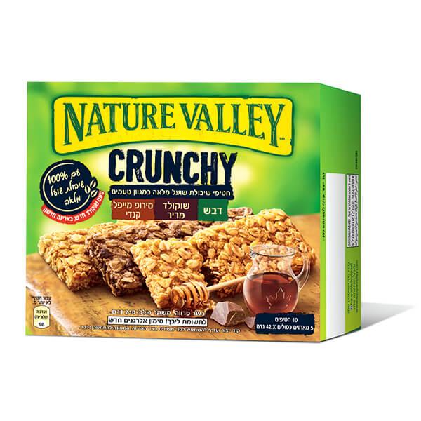 Nature Valley - Crunchy - מיקס