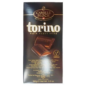 Torino - Dark Chocolate with Truffle Filling