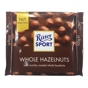 Ritter Sport - Whole Hazelnuts