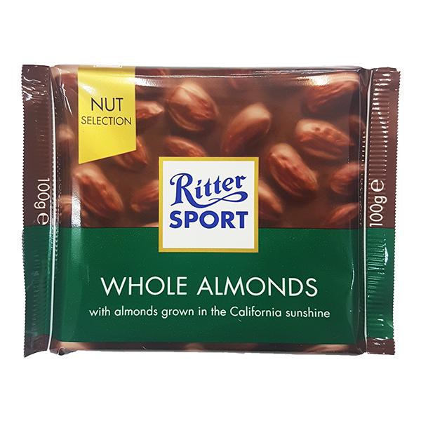 Ritter Sport - Whole Almonds