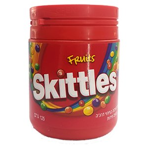 Skittles - Fruits Bottle