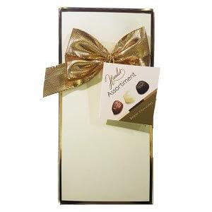 פרליני שוקולד בלגי - לבן
