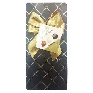 פרליני שוקולד בלגי - שחור וזהב
