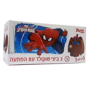 Chocolate Eggs - Spider-Man