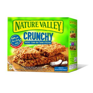Nature Valley - Crunchy – Oats and Coconut