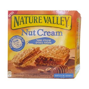 Nature Valley - Nut Cream - Oats and Peanut Butter