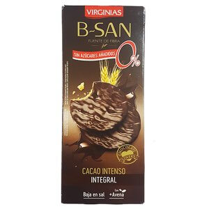 B-San - Digestive Dark Chocolate