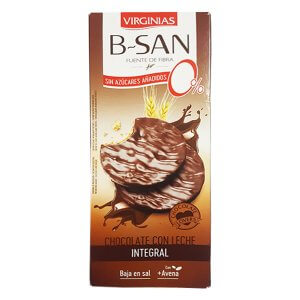 B-San - Digestive Milk Chocolate