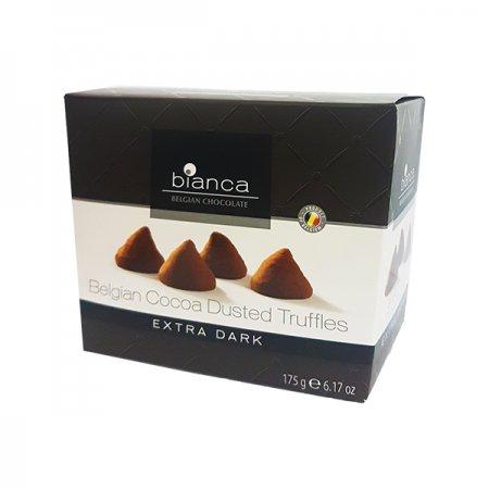 Bianca - Extra Dark Chocolate Truffles