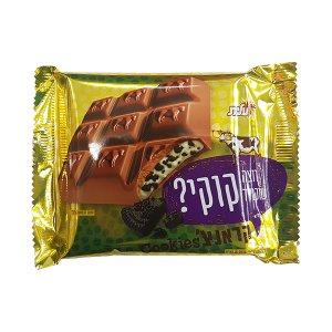 חטיף שוקולד - קראנצ' עוגיות