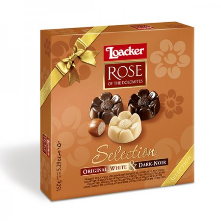 Rose of the Dolomites Selection - Chocolate Box
