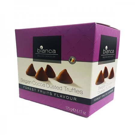 Bianca - Forest Fruit Flavoured Chocolate Truffles
