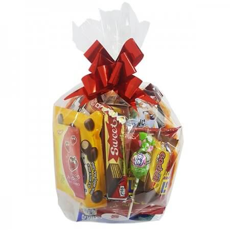 Mishloach Manot - Children's Candy Bag with a Backpack