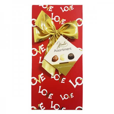 Belgian Chocolate Assortments - Valentines Day