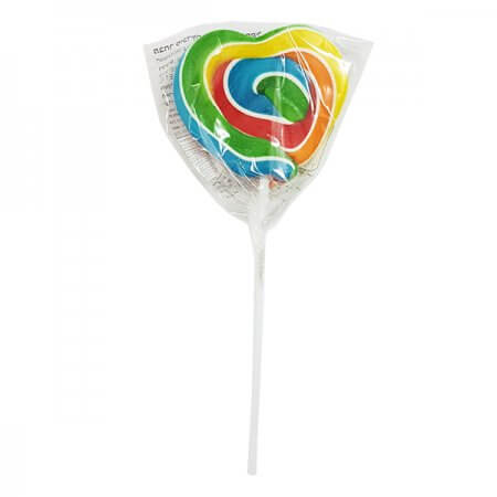 Lollipop - Colorful Heart