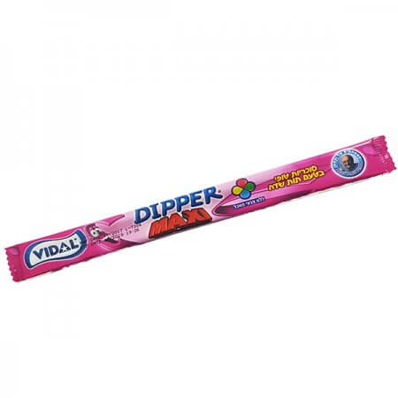 Dipper - Chewy Toffee Sticks - Strawberry