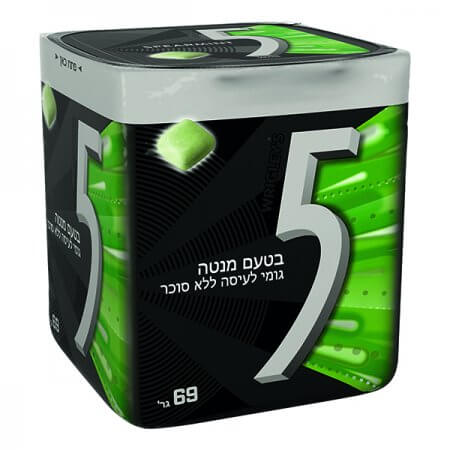 6 Pack - 5 - Spearmint