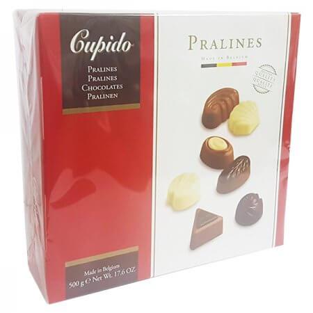 Belgium Chocolate Pralines Box - Hamlet