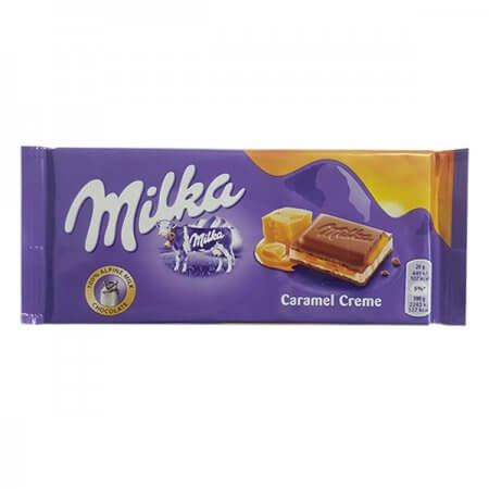 Milka - Caramel 2 for 10