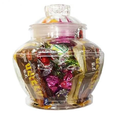 Gift Arrangement - Rosh Hashana - Sweet Jar