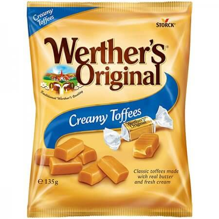 Werther's Original - Chewy Toffees