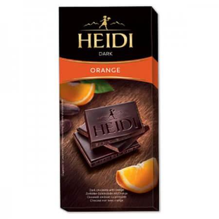טבלת שוקולד - מריר תפוז